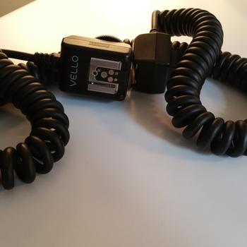 Rent Off Camera TTL Flash Cord 6 Ft