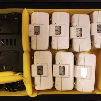 Rent Anton Bauer DIONIC HCX Battery x 7 Anton Bauer T2 Charger