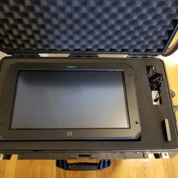 Rent Atomos Sumo 19 Monitor Recorder 17 with EXTRAS!!! Sumo 19