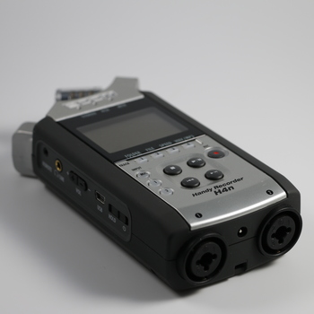 Rent Zoom H4n with Case, Batteries and SD Card