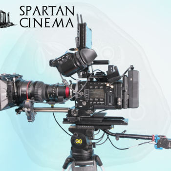 "Rent ""Deluxe"" Sony F55 + Canon 17-120 Camera Package"