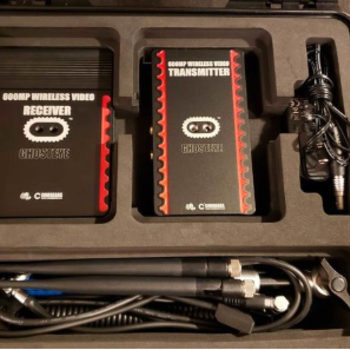 Rent Cinegears 600MP 2000 ft wireless video SDI/HDMI kit Teradek