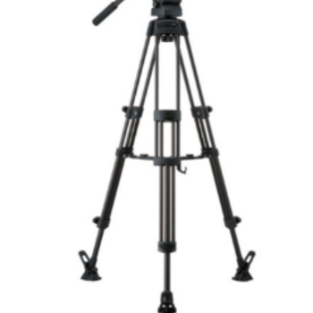 Rent Libec RS-350RM Tripod System With Mid-Level Spreader
