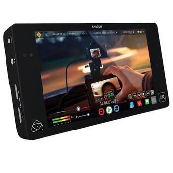 """Rent Atomos Shogun 4K HDMI/12G-SDI Recorder and 7"""" Monitor - #1"""