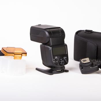 Rent Canon Speedlite 430 EXIII RT Flash w/ accessories