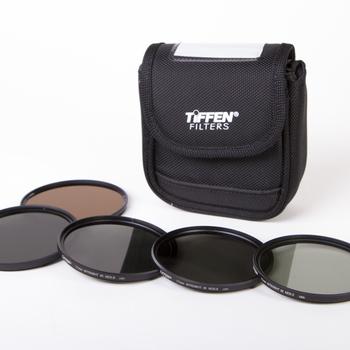Rent Tiffen 77mm IR ND set - 0.3, 0.6, 0.9, 1.2