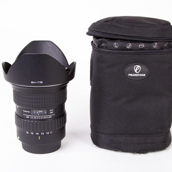Rent Tokina 11-16mm f/2.8 for Canon EF-S