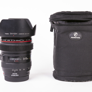 Rent Canon 24-105mm f/4 L IS Zoom Lens