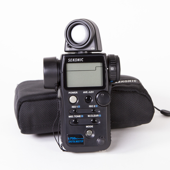 Rent Sekonic L-758CINE-U Digital Master Light Meter