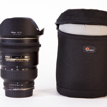 Rent Nikon AF-S Nikkor 17-35mm f/2.8 *CANON EF MOUNT*