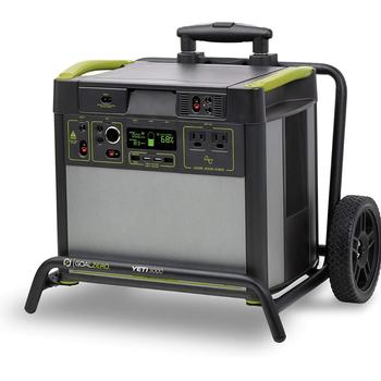 Rent Goal Zero Yeti 3000 Lithium Portable Power Station