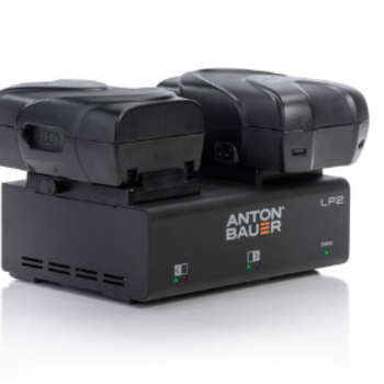 Rent Two Anton Bauer Digital G90 V-Mount, Charger & Accessories