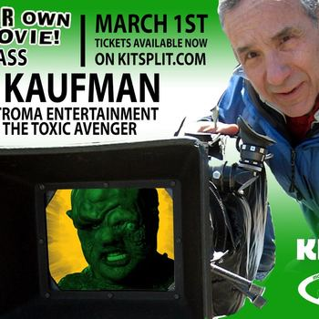 Rent Lloyd Kaufman's Make Your Own Damn Movie Masterclass