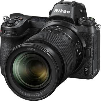 Rent 12-Bit ProRes RAW Nikon Z6 Cinema Kit