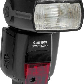 Rent Canon Speedlight 580 EX II