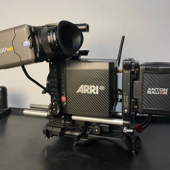Rent Arri Alexa Mini w/ support