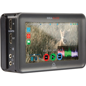Rent Atomos Ninja Blade with 6 Batteries and 2 Hard Drives