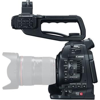 Rent Canon EOS C100 +24-105 lens+shotgun