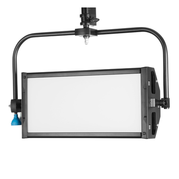 Rent Litepanels Gemini 2x1 Bi-Color LED Soft Panel w/C stand adapter.