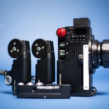 Rent Teradek RT Motion Follow Focus - 3 Motors, 3.1 MDR