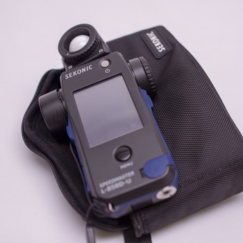 Rent Sekonic Speedmaster L-858D-U Light Meter