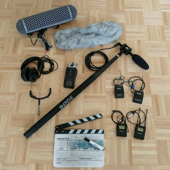 Rent Full Sound Kit (Production/Location Sound)