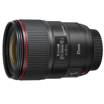 Rent Canon EF 35mm f/1.4 L II USM Prime Lens