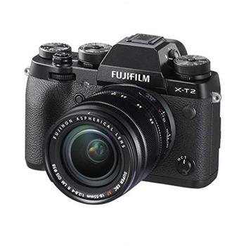 Rent Fujifilm X-T2 w/18-55mm lens