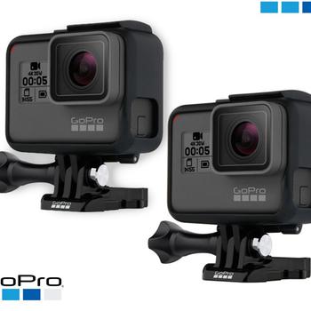 Rent 2x GoPro Hero6 Black 4K