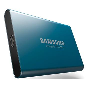 Rent Samsung T5 SSD 500gb