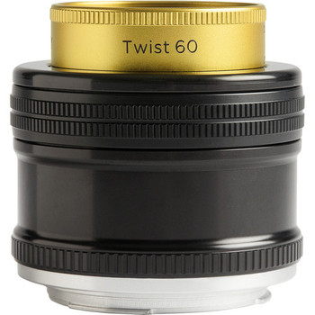 Rent Lensbaby Twist 60 Optic with Straight Body for Canon EF