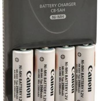 Rent Canon CBK4-300 AA Battery x8 and Charger x2 Kit