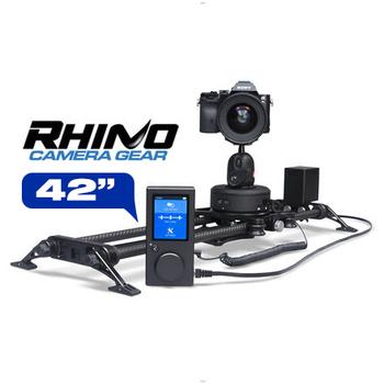 "Rent Rhino EVO Ultimate Slider w/Motion & Arc (42"" Rails)"