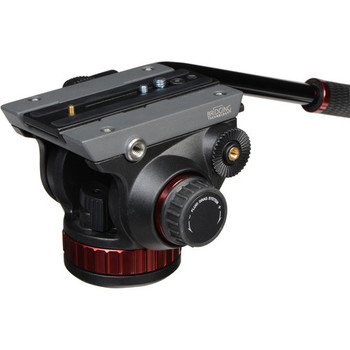 Rent Manfrotto 502AH Pro Video Fluid Head with Flat Base