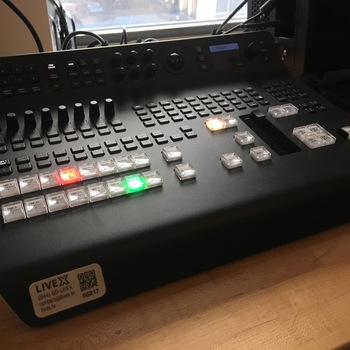 Rent Blackmagic Design ATEM Television Studio Pro 4K Live Production Switcher