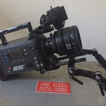Rent Arri Alexa EV classic package with high speed license.