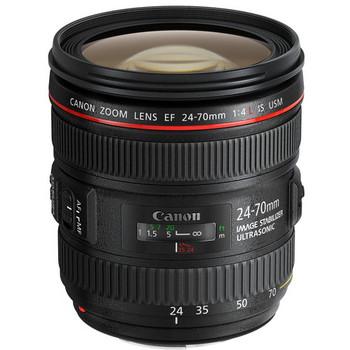 Rent Lens Canon 24-70 Serie L F/2.8