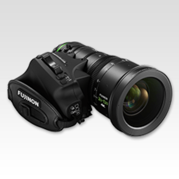 Rent Fujinon 20-120mm T3.5 Cabrio Zoom includes Servo Drive