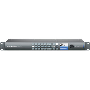 Rent Blackmagic Design 20x20 Smart Hub Video Router