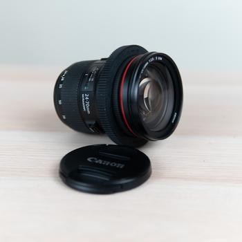 Rent Canon EF 24-70mm f/2.8L II USM Lens w/ focus ring