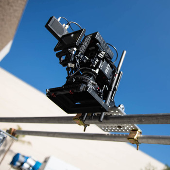 Rent Overhead Lookdown Rig for Bed Overhead Tilt Shot