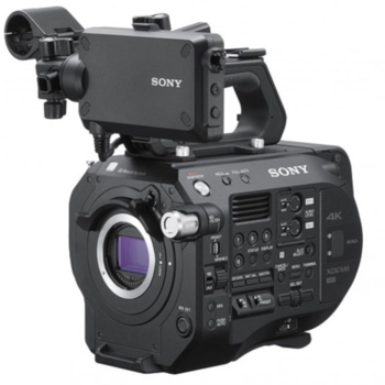 Rent Sony FS7 MII 4k RAW Camera Package (Camera, Sony FE PZ 28-135mm G Master Servo Zoom, RAW Recorder/Monitor, Tripod, Batteries, Follow Focus, plus other items )