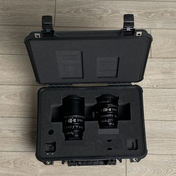 Rent Sigma Cine Zooms 18-35mm T2.0 and 50-100mm T2.0