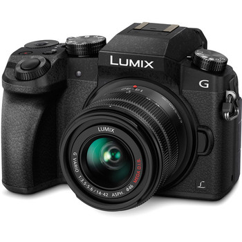 Rent Panasonic Lumix G7 Kit Comes with Two lenses, etc