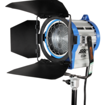 Rent ARRI Fresnel 650w Kit