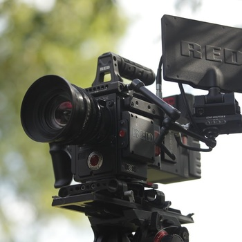 """Rent RED DSMC2 Helium 8K S35 Package with 7""""  LCD Monitor - EF or PL, 120FPS @ 4K and  60fps @ 8K!"""