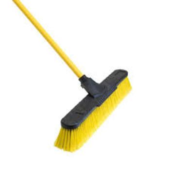 Rent Push broom