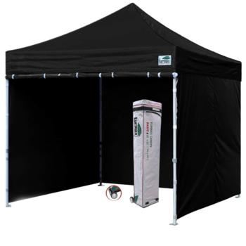 Rent 10x10 Commercial grade pop up tent w/ sides