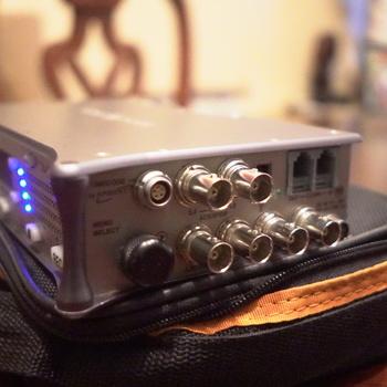 Rent Sound Devices  744T sound recorder | 2 Sennheiser wireless lav mics (G4 & G3).  AT 4073a Shotgun Mic/Boom Pole