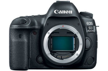 Eos 5d mark4 body front 1 l